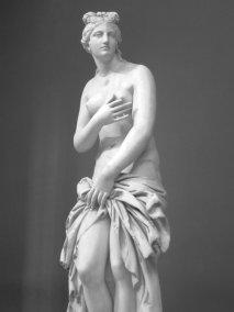 afrodite statua