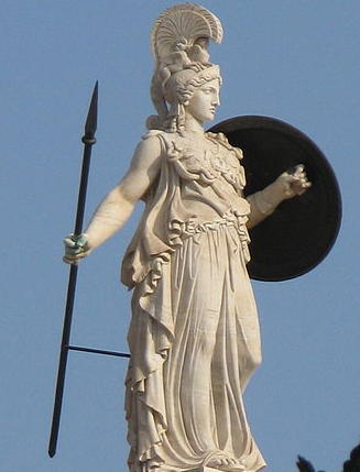 atena statua