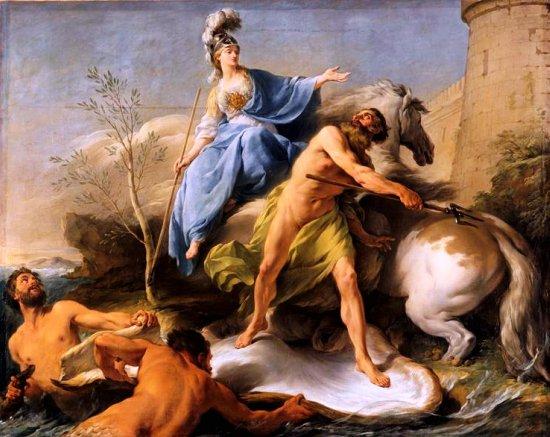 Lavorare con gli archetipi atena le nuvole counseling - Mitologia greca mitologia cavallo uomo ...