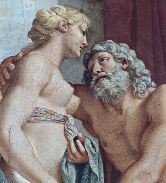 Zeus, il padre degli Dei e degli uomini. Erazeus