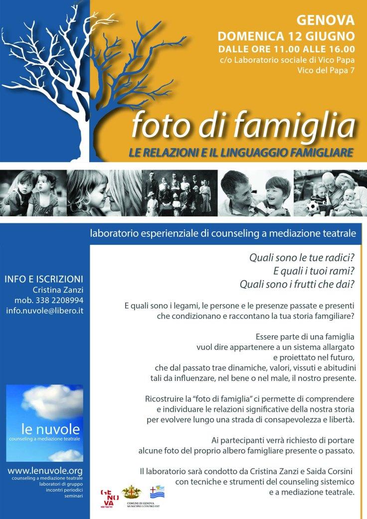 locandina FOTO DI FAMIGLIA DEF